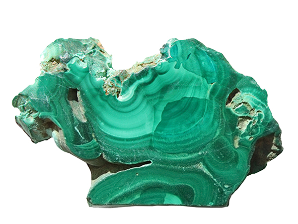 Malachite stones enhance transformation