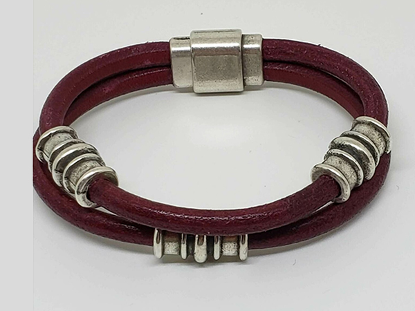 Shop Leather Bracelet Collection
